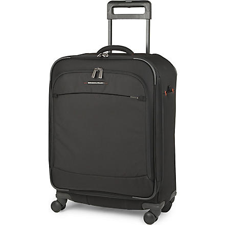 BRIGGS & RILEY Transcend Medium Expandable spinner suitcase 61cm (Black