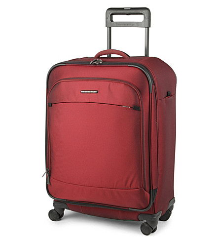 BRIGGS & RILEY Transcend Medium Expandable spinner suitcase 61cm (Sunset