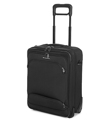 BRIGGS & RILEY Transcend expandable upper cabin suitcase (Black