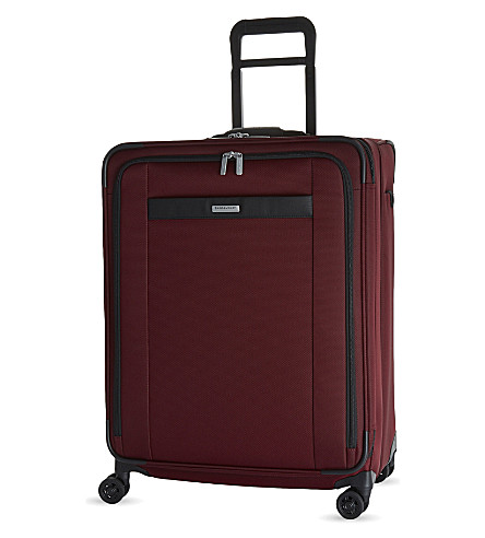 BRIGGS & RILEY Transcend four wheel suitcase 66cm (Merlot