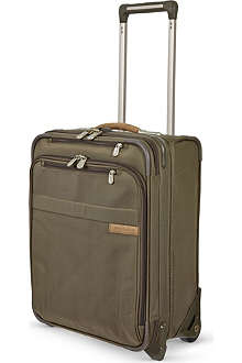 BRIGGS & RILEY Commuter expandable upright two-wheeled suitcase