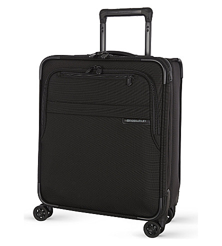 BRIGGS & RILEY Computer four-wheel spinner suitcase 48cm (Black