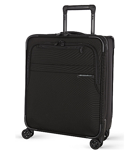 BRIGGS & RILEY Intern four-wheel spinner suitcase 53cm (Black