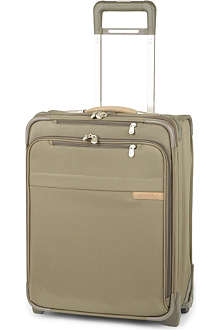 BRIGGS & RILEY Baseline International carry-on expandable upright suitcase 51cm