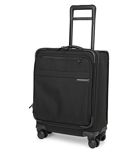 BRIGGS & RILEY Baseline international carry-on suitcase (Black