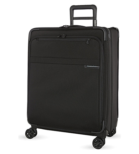 BRIGGS & RILEY Medium expandable spinner suitcase 63.5cm (Black