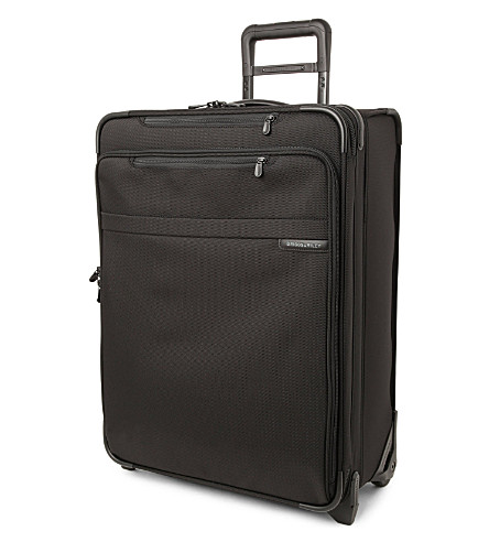BRIGGS & RILEY Baseline medium expandable upright suitcase 61cm (Black