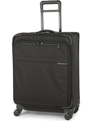 BRIGGS & RILEY Baseline medium expandable four-wheel suitcase 64cm
