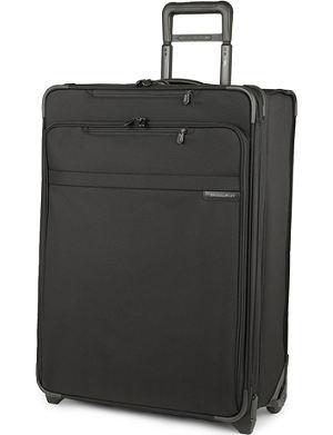 BRIGGS & RILEY Baseline large expandable upright suitcase 68cm