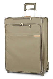 BRIGGS & RILEY Baseline large expandable upright suitcase 68cm