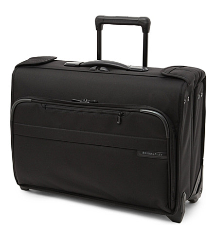 BRIGGS & RILEY Baseline carry-on suitcase (Black