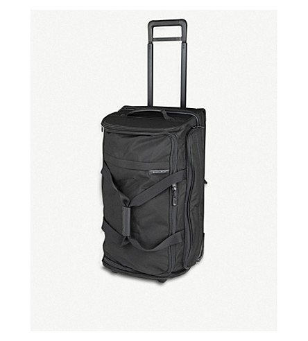 BRIGGS & RILEY 基线中等直立行李 66厘米 (黑色