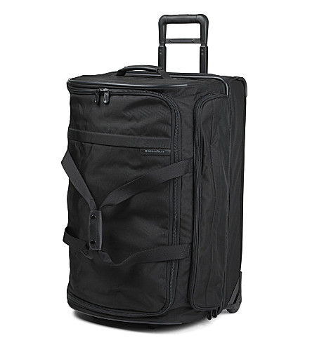 BRIGGS & RILEY Baseline large upright duffle bag 71cm (Black