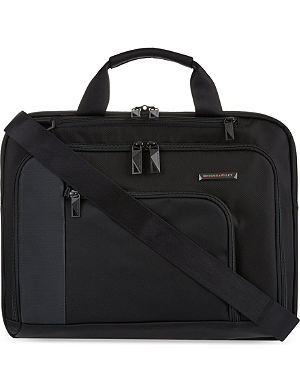 BRIGGS & RILEY Verb engage mini briefcase