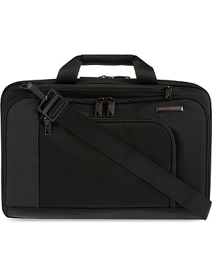 BRIGGS & RILEY Verb contact medium briefcase