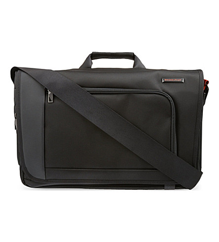 BRIGGS & RILEY Verb dispatch messenger (Black