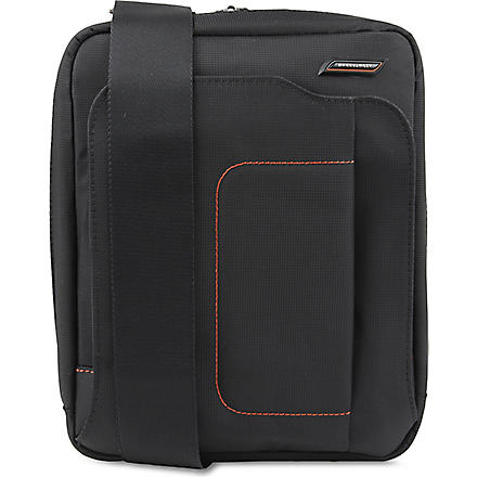 BRIGGS & RILEY Verb Slide tech bag (Black