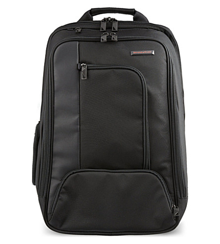 BRIGGS & RILEY Verb Accelerate backpack (Black