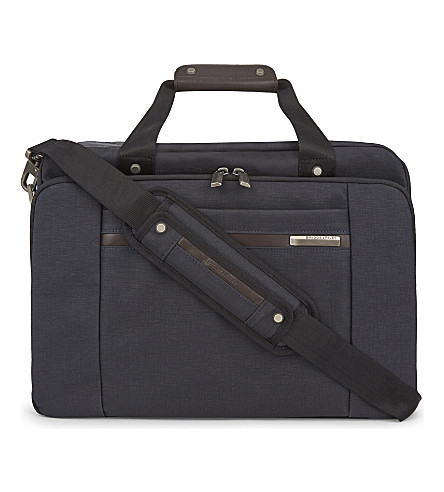 BRIGGS & RILEY Kinzie Street polyester cabin bag (Navy