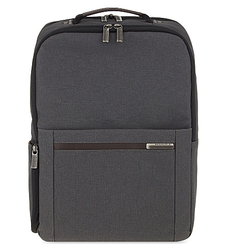 BRIGGS & RILEY Kinzie Street medium backpack (Grey