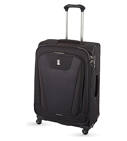 TRAVELPRO Maxlite 4 four-wheel expandable suitcase 71cm (Black