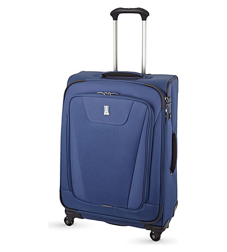 TRAVELPRO Maxlite 4 four-wheel expandable suitcase 71cm (Blue