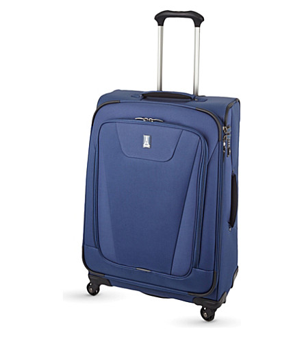 TRAVELPRO Maxlite 4 four-wheel expandable suitcase 80cm (Blue
