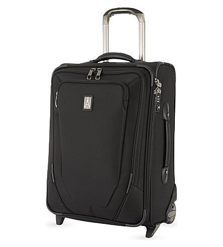 TRAVELPRO Crew 10 53cm business rollaboard suitcase (Black