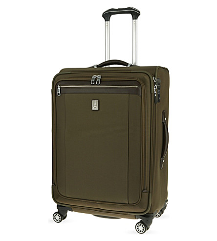 TRAVELPRO Platinum Magna 2 four-wheel expandable suitcase 70cm (Olive