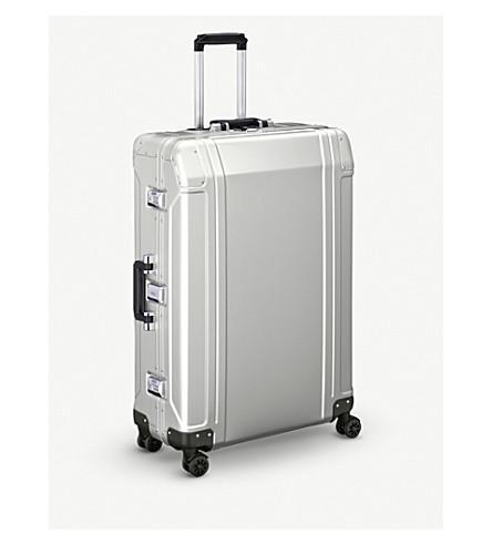 ZERO HALLIBURTON ZH 30 83 aluminium suitcase (Silver