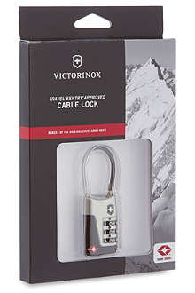 VICTORINOX Travel Sentry Approved cable lock