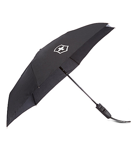 VICTORINOX Automatic umbrella (Black
