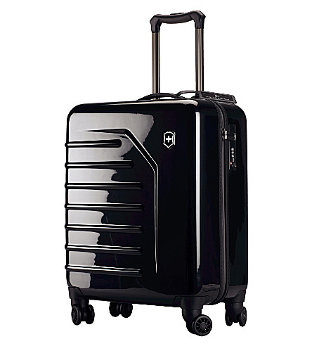 VICTORINOX Spectra™ eight-wheel cabin suitcase 55cm (Black