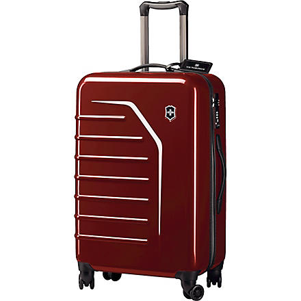 VICTORINOX Spectra™ eight–wheel suitcase 66cm (Red