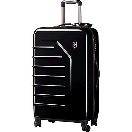 VICTORINOX Spectra™ eight–wheel suitcase 74cm (Black