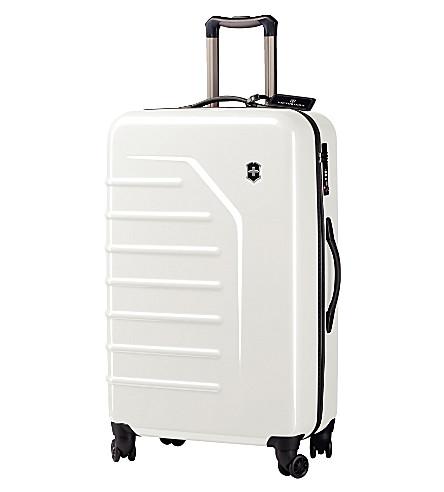 VICTORINOX Spectra™ eight–wheel suitcase 74cm (White