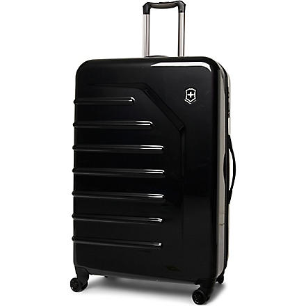 VICTORINOX Spectra™ eight–wheel suitcase 83cm (Black