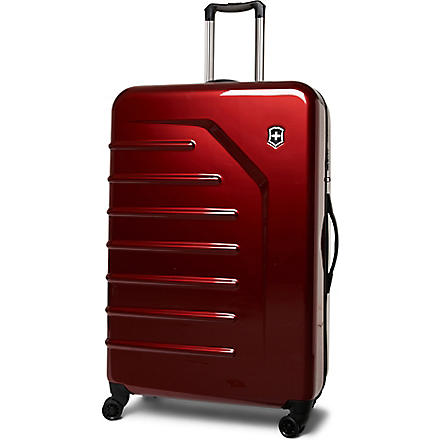 VICTORINOX Spectra™ eight–wheel suitcase 83cm (Red