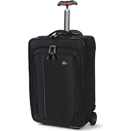 VICTORINOX Werks 4.0 two-wheel suitcase with suiter 51cm (Black