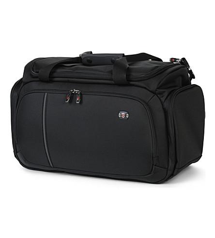 VICTORINOX Werks 4.0 cargo duffel bag (Black