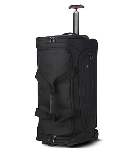 VICTORINOX 4.0 Werks wheeled duffel bag (Black