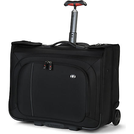 VICTORINOX Werks 4.0 wheeled garment bag (Black