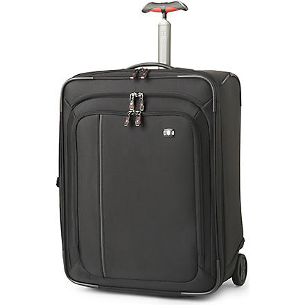 VICTORINOX Werks 4.0 expandable two-wheel suitcase 51cm (Black