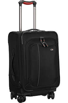 VICTORINOX Werks 20 expandable four-wheel cabin suitcase 51cm
