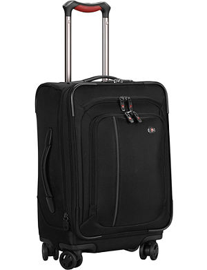 VICTORINOX Werks 20 expandable four-wheel cabin suitcase 51cm
