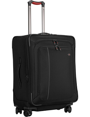 VICTORINOX Werks 24 expandable four-wheel suitcase 61cm