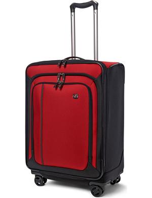 VICTORINOX Werks 24 expandable four-wheel suitcase 61cm