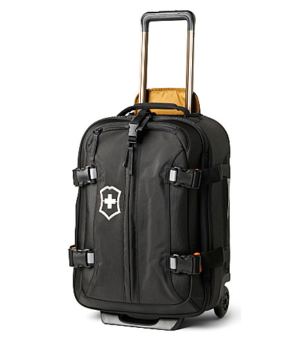 VICTORINOX CH–97 two–wheel trolley 51cm (Black