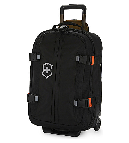 VICTORINOX CH-97 2.0 two-wheel cabin suitcase 56cm (Black
