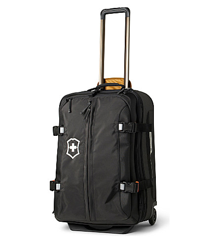 VICTORINOX CH–97 two-wheel suitcase 64cm (Black